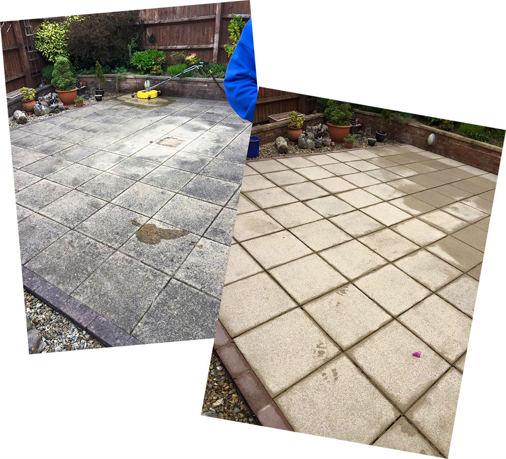 Patio Cleaning Swansea