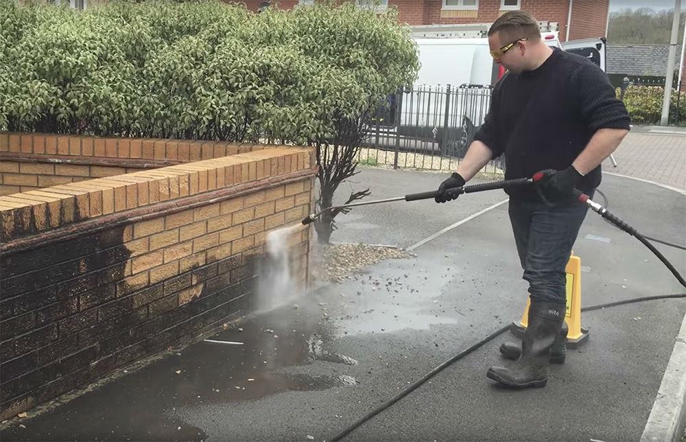 Pressure Washing Service Swansea