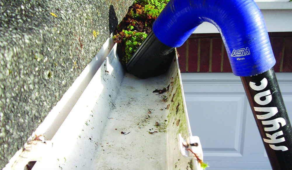 Gutter Cleaning Llanelli, Wales