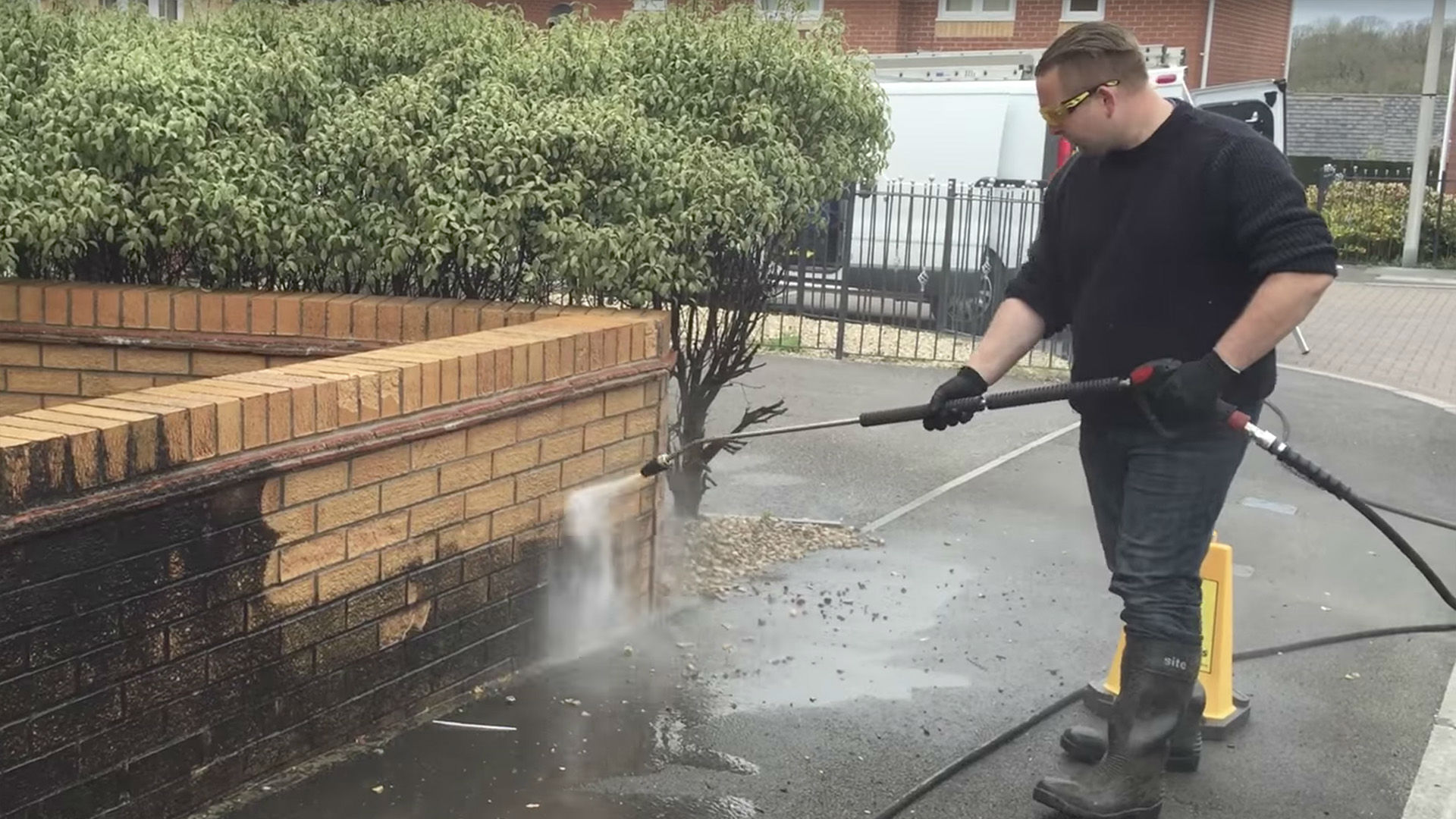 Pressure Washing Port Talbot, Wales